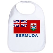 Bermuda Flag Stuff Bib