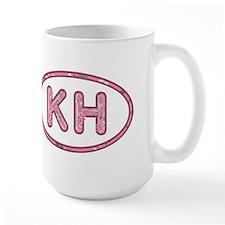 KH Pink Mug