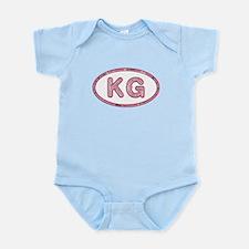 KG Pink Infant Bodysuit