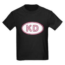 KD Pink T