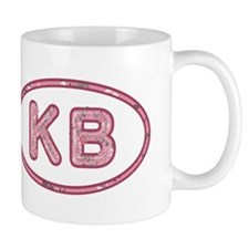 KB Pink Mug