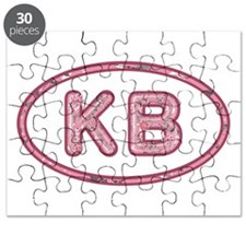 KB Pink Puzzle