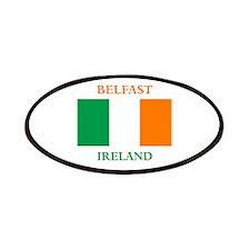 Belfast Ireland Patches