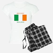 Belfast Ireland Pajamas