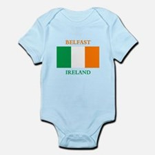 Belfast Ireland Infant Bodysuit