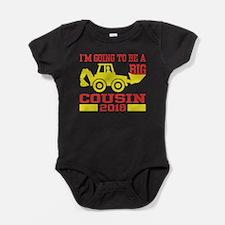 Big Cousin 2018 Truck Baby Bodysuit