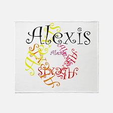 Alexis Throw Blanket