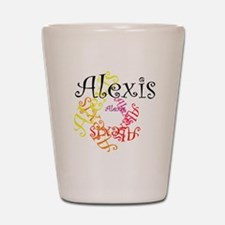 Alexis Shot Glass