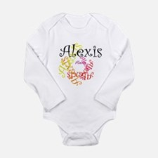 Alexis Long Sleeve Infant Bodysuit