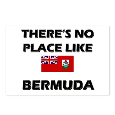 There Is No Place Like Bermuda Postcards (Package