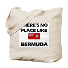 There Is No Place Like Bermuda Tote Bag