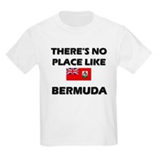 There Is No Place Like Bermuda Kids T-Shirt