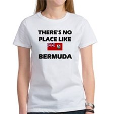 There Is No Place Like Bermuda Tee