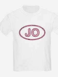 JO Pink T-Shirt
