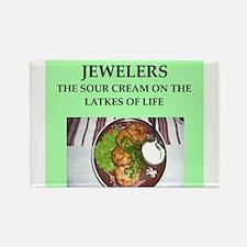 jeweler Rectangle Magnet