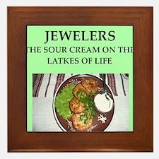 jeweler Framed Tile
