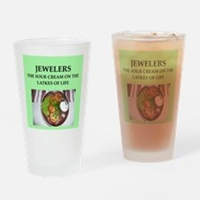 jeweler Drinking Glass