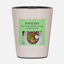 jeweler Shot Glass