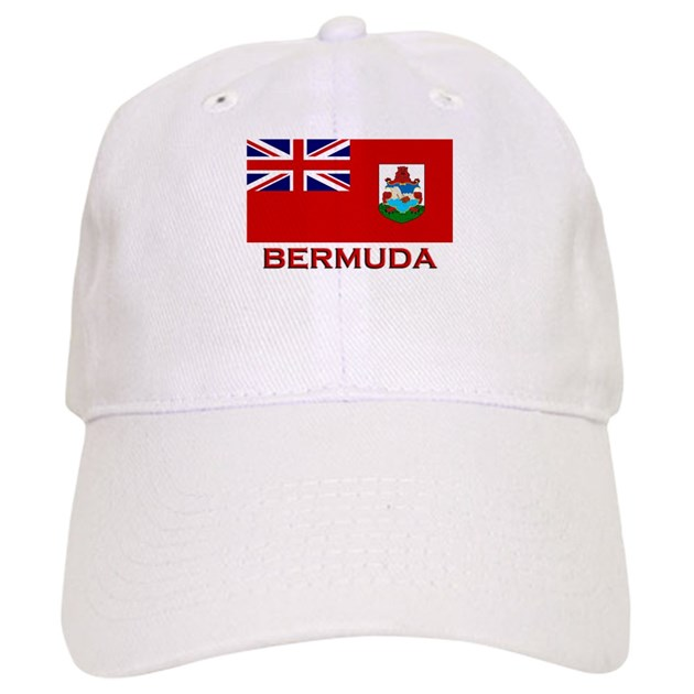 Bermuda flag merchandise cap by flag world for Bermuda flag coloring page