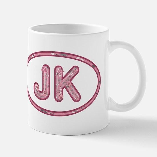 JK Pink Mug
