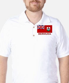 Bermuda Flag Merchandise T-Shirt