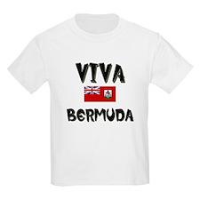 Viva Bermuda Kids T-Shirt
