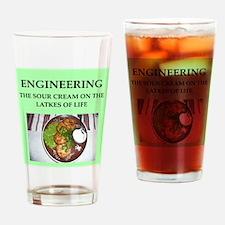 engineers Drinking Glass