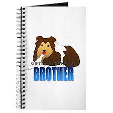 Shetland Sheepdog Brother Journal