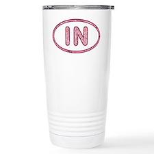 IN Pink Travel Mug