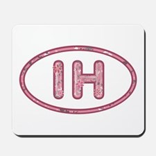 IH Pink Mousepad
