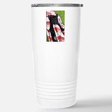 Scottish Terrier Puppy Play Travel Mug
