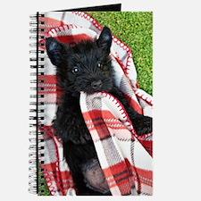 Scottish Terrier Puppy Play Journal