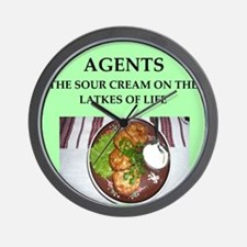 agent Wall Clock