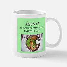 agent Mug