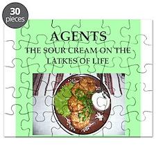 agent Puzzle