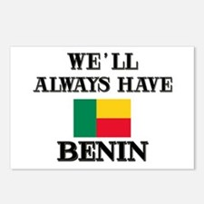 We Will Always Have Benin Postcards (Package of 8)
