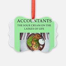 accountant Ornament