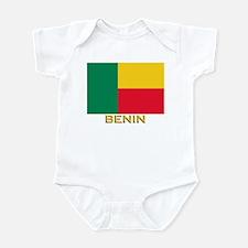 Benin Flag Gear Infant Bodysuit