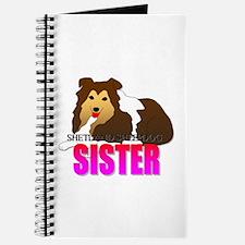 Shetland Sheepdog Sister Journal