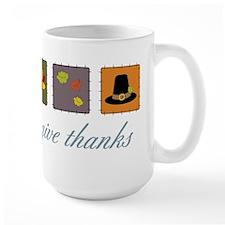 As We Give Thanks Mug