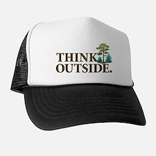 Think Outside Trucker Hat