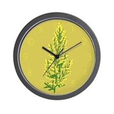 Absentia Flower Wall Clock