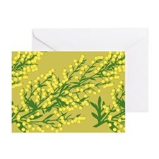Absentia Flower Greeting Cards (Pk of 10)