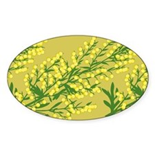 Absentia Flower Decal