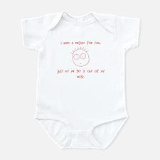 Freaky Kid Infant Bodysuit