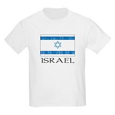 Israel Flag Kids T-Shirt