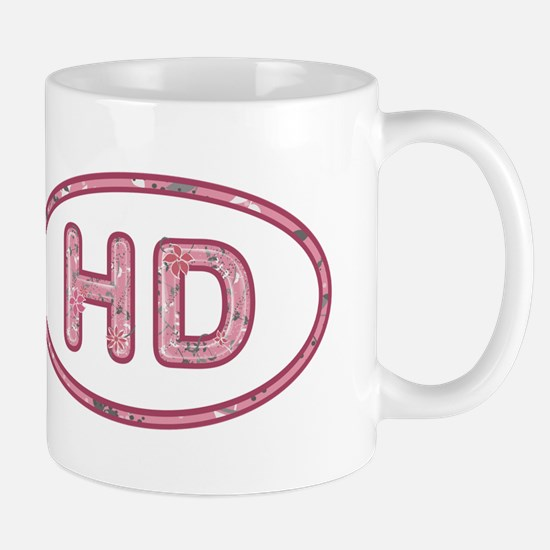 HD Pink Mug