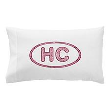 HC Pink Pillow Case