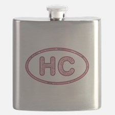 HC Pink Flask