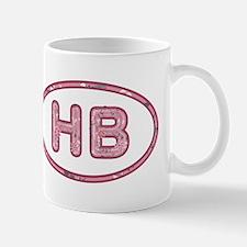 HB Pink Mug